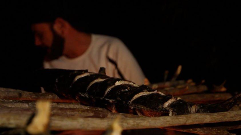 Piracaia -churrasco de peixe cabloco